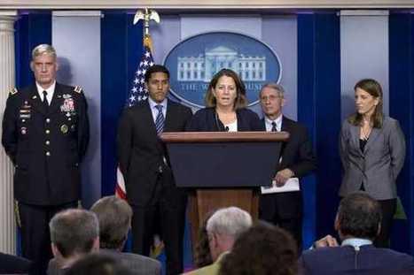 """We're Screwed"": MSM Caught on Hot Mic at White House Ebola Press Briefing - Banoosh | LibertyE Global Renaissance | Scoop.it"