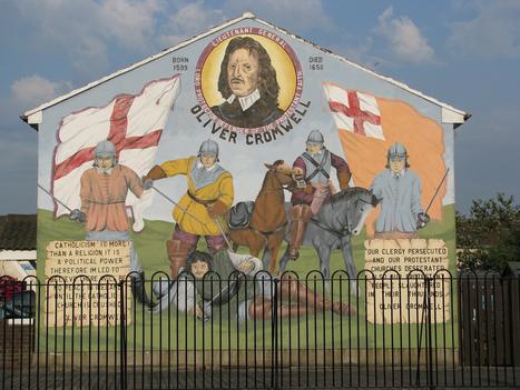 Murs de Belfast - Guide Irlande.com | l'art et la guerre 3 pfp2 | Scoop.it