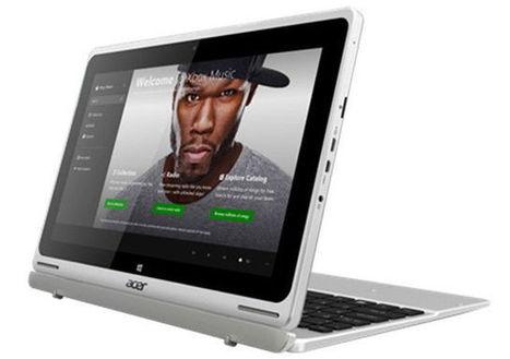 Acer Aspire Switch 10, la tablette serait en développement   Pratiques numériques   Scoop.it