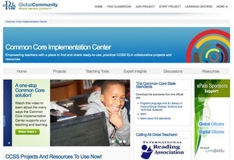 Free Technology for Teachers: ePals Common Core Implementation Center | Oakland County ELA Common Core | Scoop.it