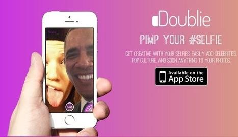 Doublie, una nueva forma de hacer fotos Selfies [iOS] - Nerdilandia | Community management | Scoop.it