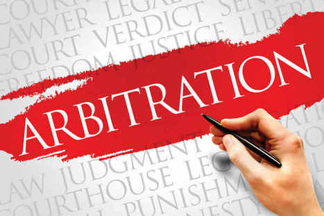 6 Steps For A Successful Arbitration Process | wesrch | Scoop.it