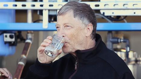 Une machine qui transforme les excréments humains en eau potable. | Principe innovant 22 | Scoop.it