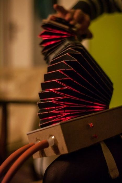 These 20 Unorthodox Instruments Are Making the Music of the Future | The Creators Project | Opera, performing arts & digital | Scoop.it