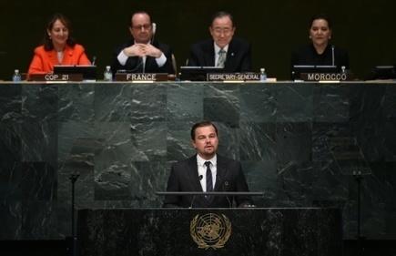 Climat: un nombre record de pays signent à l'ONU l'accord de Paris | Ecologie & société | Scoop.it