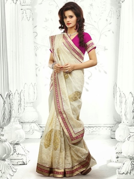 Kalazone Bridal Saree Online Shopping In India: South Indian Wedding Sarees | Latest Anarkali Salwar Kameez Online | Scoop.it