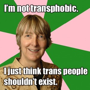 "Blog # 78: ""Lesbian Erasure"" as Code Talk for Trans Bashing ... 