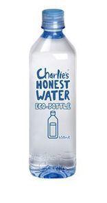 'Charlie's Honest Water - Eco Bottle' on Greenlist | Charlie's Drinks | Scoop.it