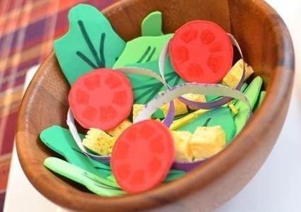 DIY Holiday — Play Salad | Frugal Family Fun Blog | Jardim de Infância | Scoop.it