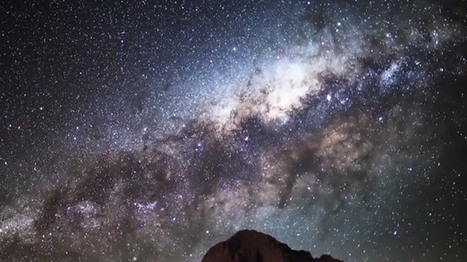 WATCH: Breathtaking time-lapse video of the Milky Way in the Chilean sky | Limitless learning Universe | Scoop.it