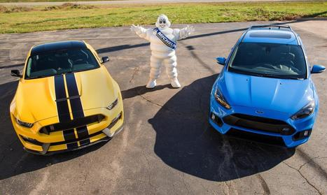 Ford Performance and Michelin sign performance tire deal   Photography and Photo Gears   Scoop.it