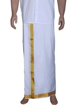Buy Casual Cotton Dhotis Online Shopping India - Mens Dhotis Online | Velcro Readymade Dhotis Online | Scoop.it