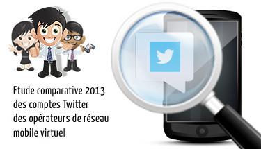 Etude comparative 2013 des comptes Twitter des opérateurs de réseau mobile virtuel | Agence indigo | Webmarketing Reseaux Sociaux Community Manager SEO et E-Réputation | Suivez nous en live sur Twitter @agenceindigo | Scoop.it