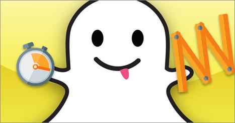 Snapchat Marketing: Jetzt kommen die ersten Analytics-Tools - von wegen Kids unter sich :-) | Medienbildung | Scoop.it
