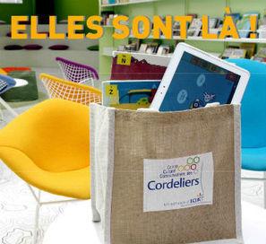 Service de prêt de tablettes | Centre Culturel Communautaire des Cordeliers | Bib & Web | Scoop.it