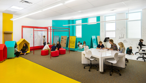 Three Ways to Design Better Classrooms and Learning Spaces | The DigiTeacher | Scoop.it