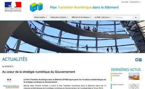 Ouverture d'un portail national du numérique dans le bâtiment pour partager les bonnes pratiques | Politiques Publiques de l'Innovation | Scoop.it