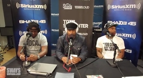 Loaded Lux and Murda Mook on How They're Training For Their Total Slaughter Battle #TotalSlaughter | Total Slaughter | Scoop.it