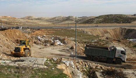 وزير البيئة الإسرائيلي يأمر بوقف مخطط الحديقة الوطنية في جبل المشارف   Jerusalem   Scoop.it