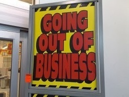 Ecell Mobile News: Going Out of Business? Go Blame the Internet | Tech Travels | Scoop.it