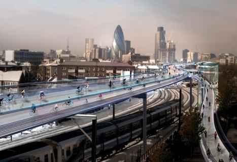 Fietsen boven Londen - De Standaard | MaCuSa | Scoop.it