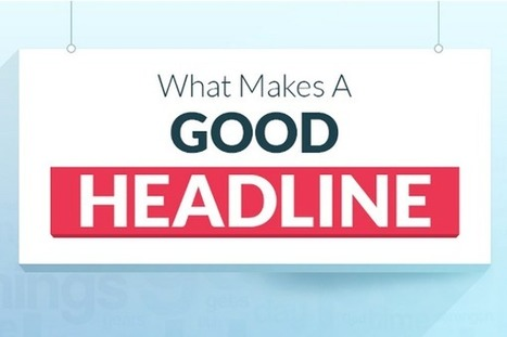 The recipe for excellent headlines | Articles | Home | New PR | Scoop.it