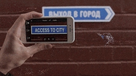 Google Translate app upgrades voice, camera translation   Teaching in the XXI Century   Scoop.it
