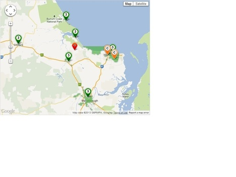 Hervey Bay and Maryborough drop off the NBN map - Caboolture News | Health & Ageing for Wide Bay | Scoop.it