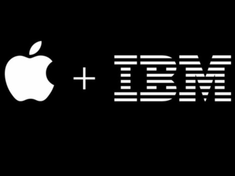 Apple, IBM cozy up on iOS business apps - CNET | Developer Industry News | Scoop.it