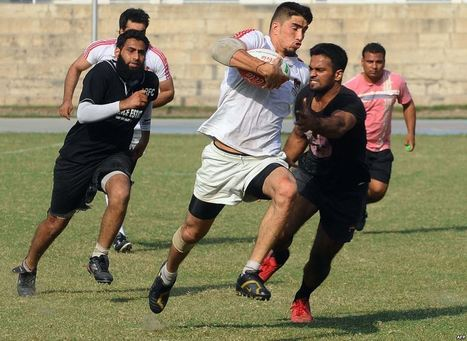 Afghan Rugby Star Gives Of Himself To Save His Mother | News You Can Use - NO PINKSLIME | Scoop.it