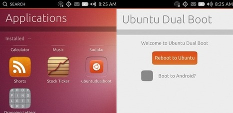 Ubuntu i Android w jednym urządzeniu od Canonical już w wersji beta - PC World | Linux | Scoop.it