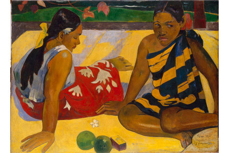 """""""Gauguin and the Voyage to the Exotic"""" opens at the Museo Thyssen-Bornemisza 