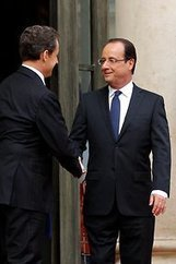 Hollande Assumes the Presidency in France; receives nuclear codes, Twitter password from Sarkozy | Midnight Rambler | Scoop.it