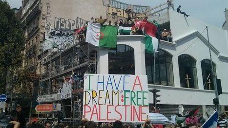 Un rassemblement parisien de soutien à Gaza vire à l'explosion de violences   Epic pics   Scoop.it