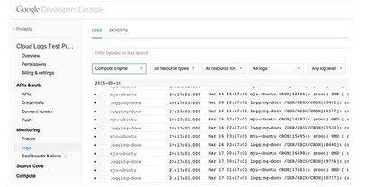 Google Cloud organiza archivos log  - CIOAL The Standard IT | Ciberseguridad + Inteligencia | Scoop.it