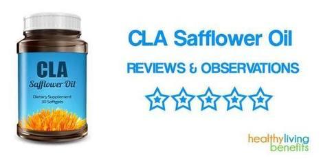 CLA Slim Quick Safflower Oil Review - Does It Works