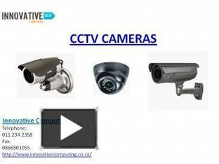 Buy CCTV Cameras in South Africa (1)   innovativecomputing   Scoop.it