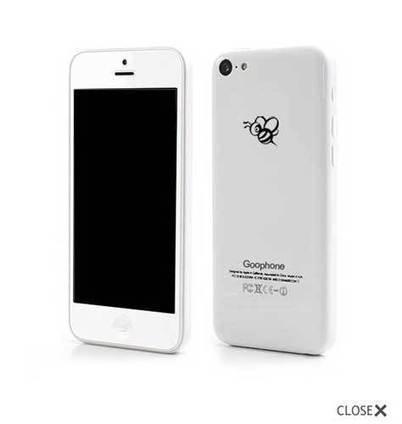 Goophone lance le clone de l'iPhone 5C sous Android pour 99 dollars ! | Geeks | Scoop.it