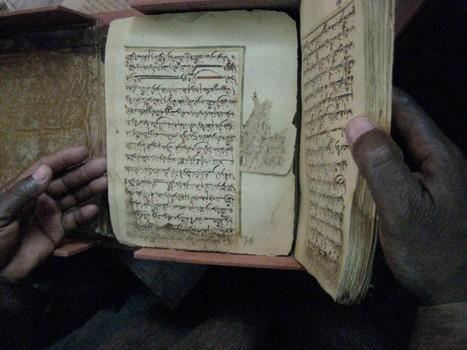 Save Timbuktu Manuscripts | Αρχαιολογία Online | Archaeologia Online | Scoop.it