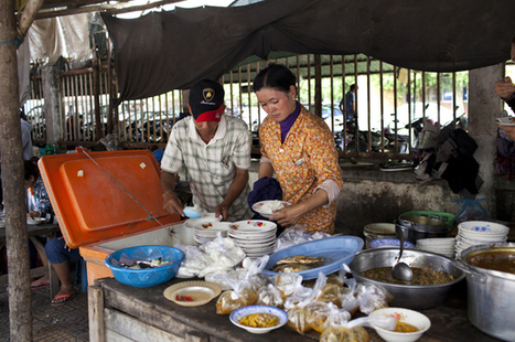 Cambodian Workers Getting a Better Deal - Sihanoukville Cambodia Journal | Wandering Salsero | Scoop.it