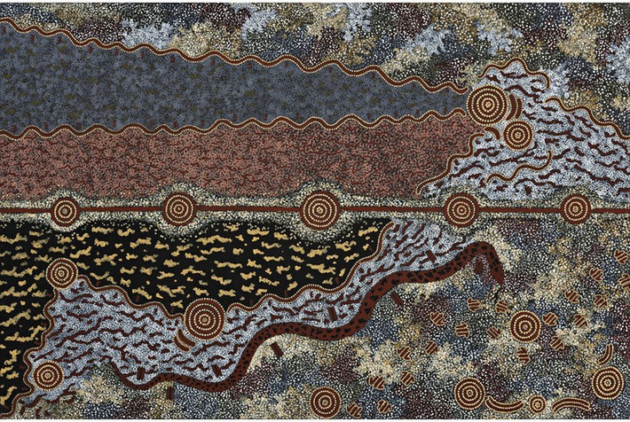 Masterpieces of Aboriginal Art return to London | Art Daily | Kiosque du monde : Océanie | Scoop.it