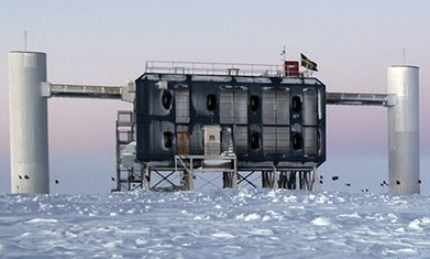 IceCube detector finds first solid evidence for cosmic neutrinos | Physics | Scoop.it