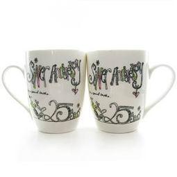 25th Silver Wedding Anniversary Mugs | mygiftsengraved | Scoop.it