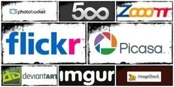 15 Top Free Photo Sharing Websites | Everything Photographic | Scoop.it