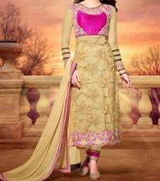 Natasha Couture Party Wear Embroidered Salwar Suit 2015 | newteenstyle | Scoop.it