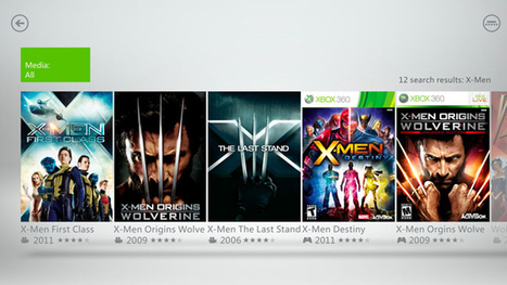Xbox 360 Rolling Out Entertainment Apps to Expand Video Offers, Provide 'The Future of TV' | Richard Kastelein on Second Screen, Social TV, Connected TV, Transmedia and Future of TV | Scoop.it