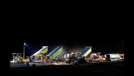 Lille-Lesquin : l'aéroport rénove les accès à ses deux pistes | General Aviation | Scoop.it