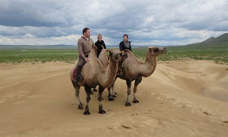 Discover Mongolia Travel | chemajean | Scoop.it