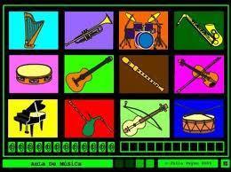 MÚSICA PRIMARIA: OÍDO MUSICAL   Juegos Tic para Música Primaria   Scoop.it