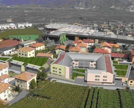 Ad Aldeno di Trento un cohousing intergenerazionale   Architecture and Design Note   Scoop.it